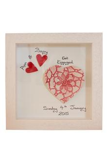 Personalized Heart Frame