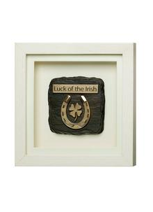 Genesis Luck of The Irish Framed Ornament