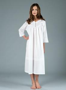 Niamh Cotton Nightgown