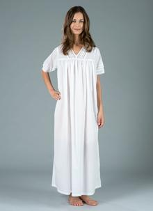 Aine Cotton Nightgown