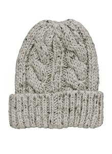 Wool Hat Oatmeal Speckle