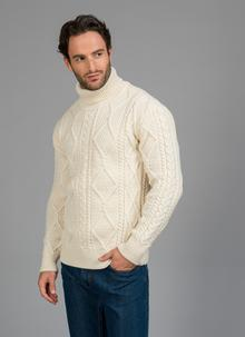 Ronan Aran Polo Sweater