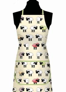 Sheepish Irish Apron