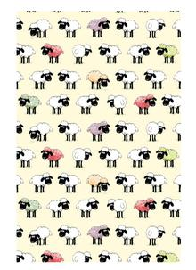 Sheepish Irish Tea Towel