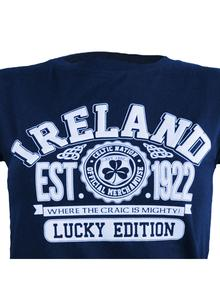 Women's Navy Lucky Edition Ireland T-Shirt