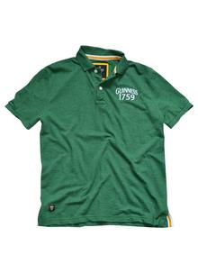 Men's Guinness 1759 Green Polo Shirt