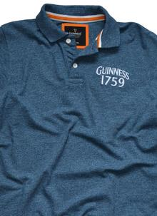 Men's Guinness 1759 Navy Polo Shirt