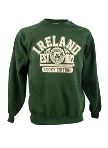 Ladies Ireland Green Sweatshirt