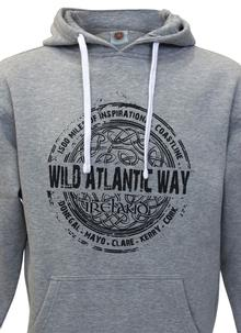 Wild Atlantic Way Grey Hoodie