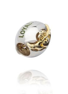 Sterling Silver Loyalty Bead