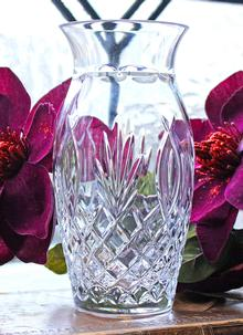 Waterford Crystal Granville 6 Inch Vase