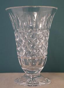 Waterford Crystal Vases Amp Bowls Waterford Crystal Vase