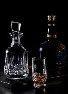 Waterford Crystal Heritage Bottle Shaped Decanter