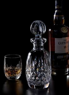 Waterford Crystal Heritage Lismore Rounded Decanter