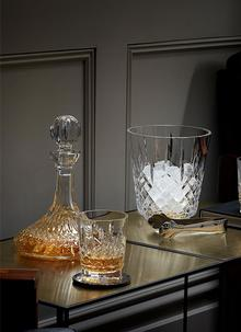 Waterford Crystal Lismore Ships Decanter