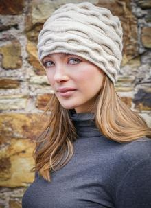 Women's Head Warmer Natural