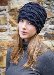 Women's Head Warmer Navy