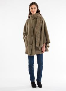 Lisa Gorse Check Cape