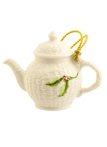 Miniature Teapot Ornament