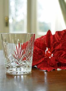 Waterford Crystal Paula Double Old Fashioned Set Of 2