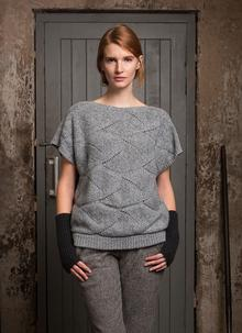 Fisherman Atlantic Wave Stitch Sweater