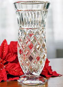 Waterford Crystal Marlene 8 Inch Footed Vase