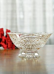 Waterford Crystal Tracy 6.5 Inch Footed Bowl