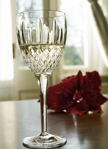 Waterford Crystal Webster White Wine Set Of 2