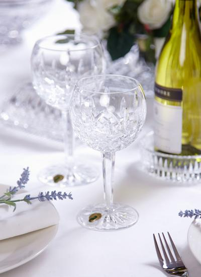 Waterford Crystal Lismore Balloon Wine Glass