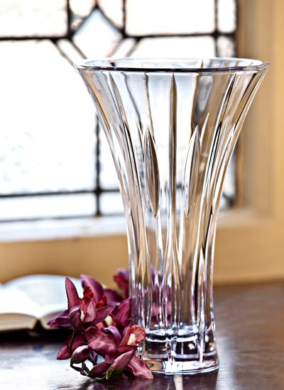 Marquis by Waterford Crystal Sheridan Flared Vases
