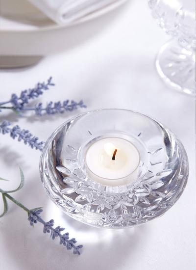 Waterford Crystal Lismore Essence Votive & Candle