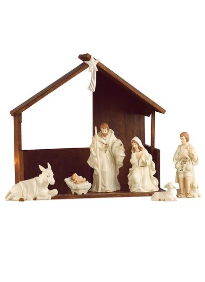 Belleek Nativity Set - PRE-ORDER