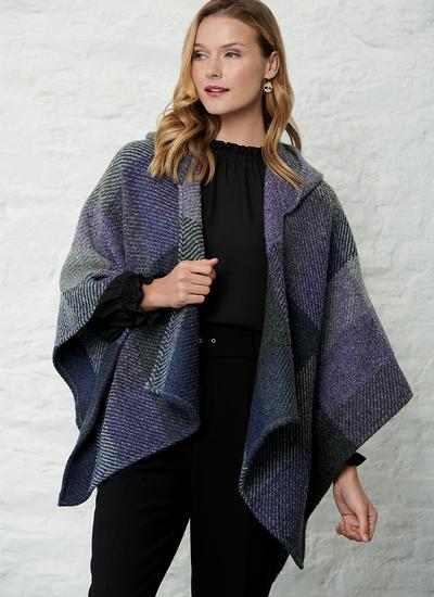 Aoife Hooded Cape