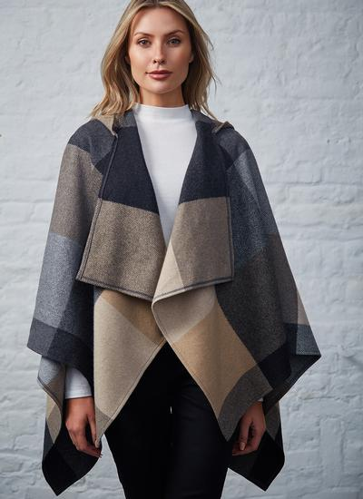 Donegal Hooded Cape