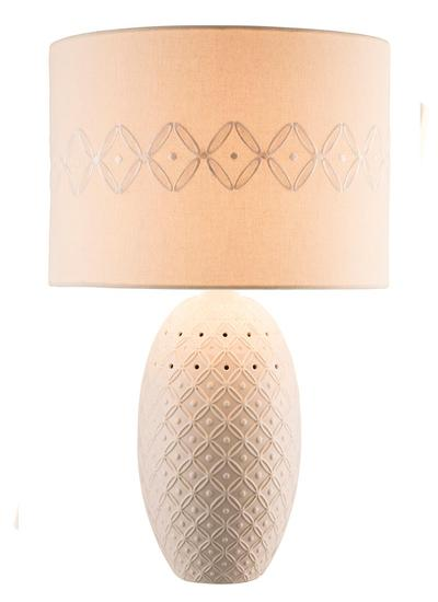 Inish Lamp & Shade (IRL & UK Fitting)