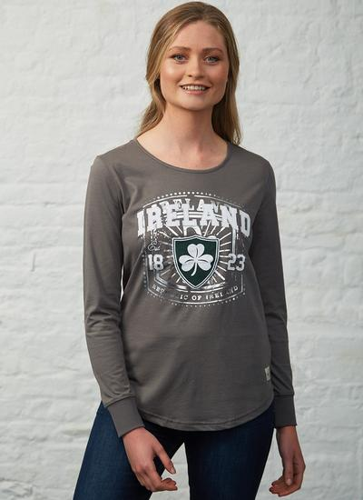 Blarney Exclusive Ireland 1823 Long Sleeve T-Shirt