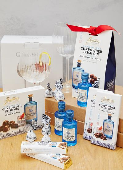 Gin & Treats Hamper (Ireland Delivery Only)