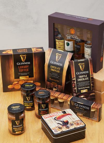 Guinness & Treats Hamper (Ireland Delivery Only)