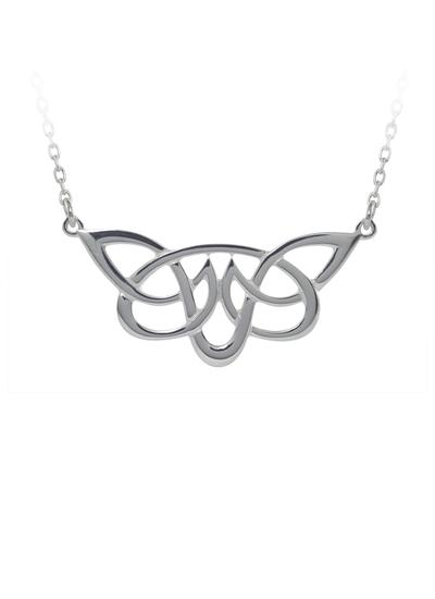 Sterling Silver Celtic Necklet