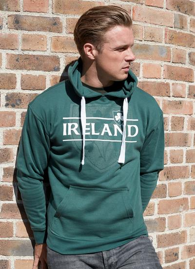 Blarney Exclusive Irish Proverbs Hoodie