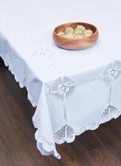 Blasket Crochet Tablecloth