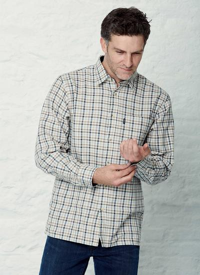 Brushed Cotton Shirt