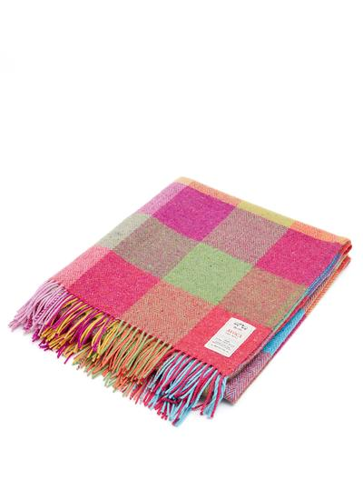 Circus Donegal Tweed Throw