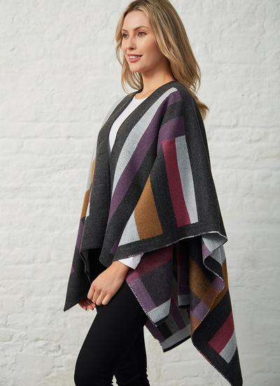 Clodagh Multi-Patch Wrap