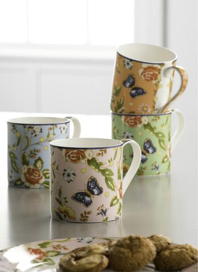 Cottage Garden Windsor Mugs