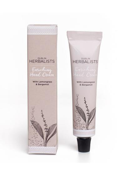 Enriching Hand Cream - Lemongrass & Bergamot
