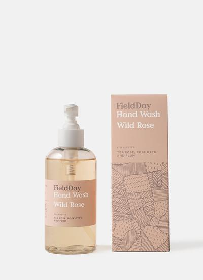 FieldDay Wild Rose Hand Wash