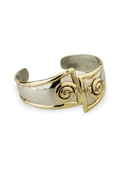 Ancient East Narrow Bangle