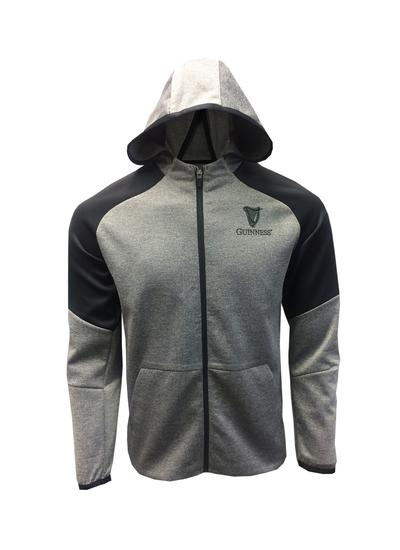 Guinness Full Zip Performance Hoodie