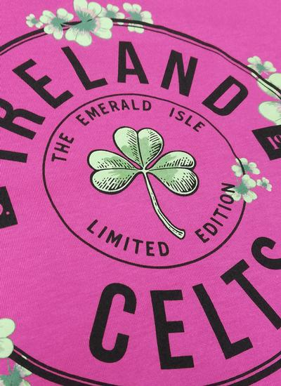 Ireland Celts Stamp V-Neck T-Shirt